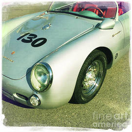 James Dean Porsche Spyder 550 by Nina Prommer