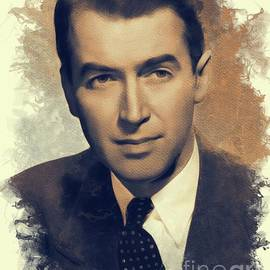 James Stewart, Hollywood Legend - Mary Bassett