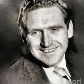 John Springfield - James Whitmore, Vintage Actor