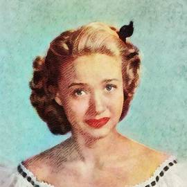 John Springfield - Jane Powell, Vintage Actress