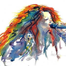 Janis Joplin by Jacki Kellum
