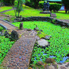 Michael Rucker - Japanese Garden