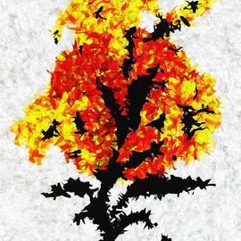 Mario Carini - Japanese Sunflower