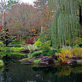 Japenese Gardens 9 by Richard Krebs