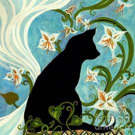 Janine Riley - Jasmine on my mind - Le Chat Noir