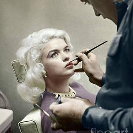 Martin Konopacki Restoration - Jayne Mansfield Makeup
