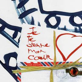 Je Te Donne Mon Coeur by Alessandra Di Noto