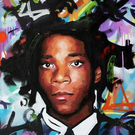 Richard Day - Jean, Michel, Basquiat II