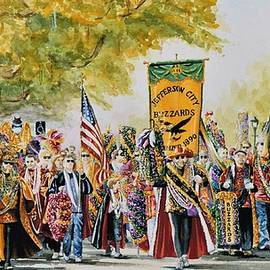 Jefferson City Buzzards Marching Club by Misha Ambrosia