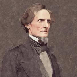 Mary Bassett - Jefferson Davis, President