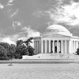 Allen Beatty - Jefferson Memorial # 3