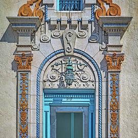 Jefferson Street - Door and Window