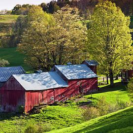 Alan L Graham - Jenne Farm Spring