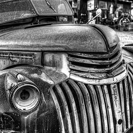 Jerome Az Old Truck Junkyard Arizona by Toby McGuire