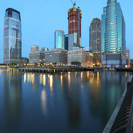 Jersey City by Juergen Roth
