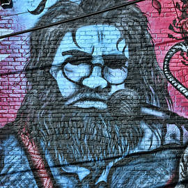 Allen Beatty - Jersey City Mural # 21
