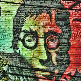 Allen Beatty - Jersey City Mural # 22