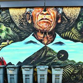 Allen Beatty - Jersey City Mural # 27