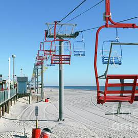 Memories of the Jersey Shore by John Van Decker
