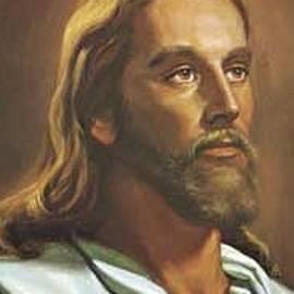 Jesus 7 by Doug Norkum