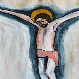 Giuseppe Fassina - Jesus Christ Crucified