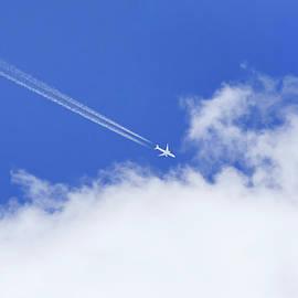Jet Airplane by Christina Rollo