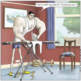 Jim - Pumping Iron -Full by Kris Burton-Shea