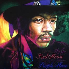 Jimi Hendrix by Robert Korhonen