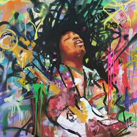 Jimi Hendrix III - Richard Day