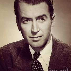 Esoterica Art Agency - Jimmy Stewart, Vintage Movie Star
