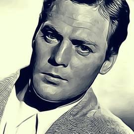 John Agar, Vintage Actor - John Springfield
