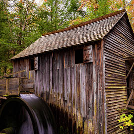 John Cable Grist Mill II by Steven Ainsworth