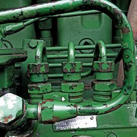 John Deere Engine by William Moore