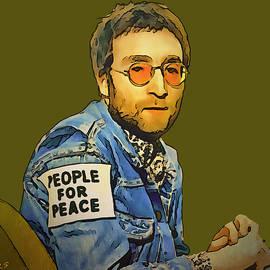Sergey Lukashin - John Lennon 02