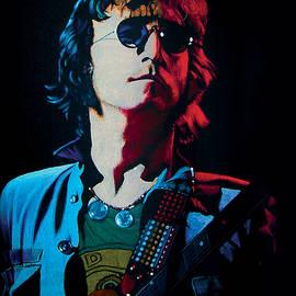 John Lennon Live in NYC by Robert Korhonen