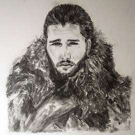 John Snow by Lamei Lepschy Bian