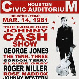 Pd - Johnny Cash in Houston