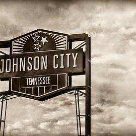 Johnson City Tennessee by Sharon Popek