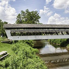 Phyllis Taylor - Johnston Covered Bridge