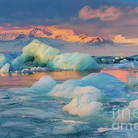 Henk Meijer Photography - Jokulsarlon glacier lake, Iceland