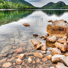 Jordan Pond by DiFigiano Photography