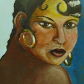 Josephine Baker by Saundra Johnson