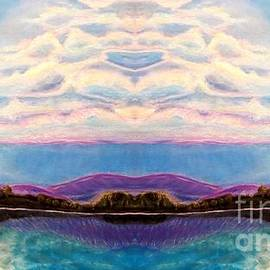 Kimberlee Baxter - Journey to the Fountain of Atlantis in the Dreamclouds