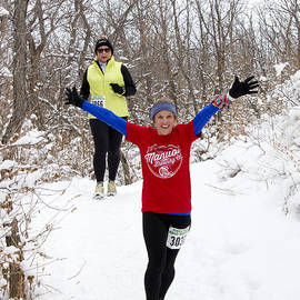 Joy And Victory In 2016 Pprr Winter Series I by Steve Krull