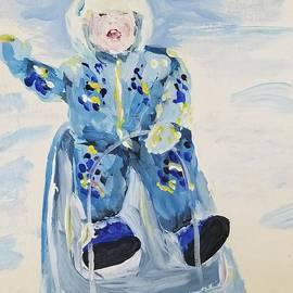 Joy Ride by Maria Langgle