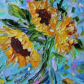 Karen Tarlton - Joyous Sunflowers