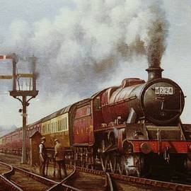 Jubilee at Edge Hill. - Mike Jeffries