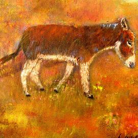 Jubilee the Donkey by Loretta Luglio