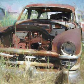 David King - Junked 1953 Chrysler Windsor Deluxe
