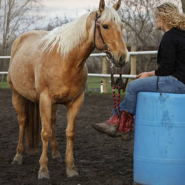 Toni Thomas - Just Me and My Horse